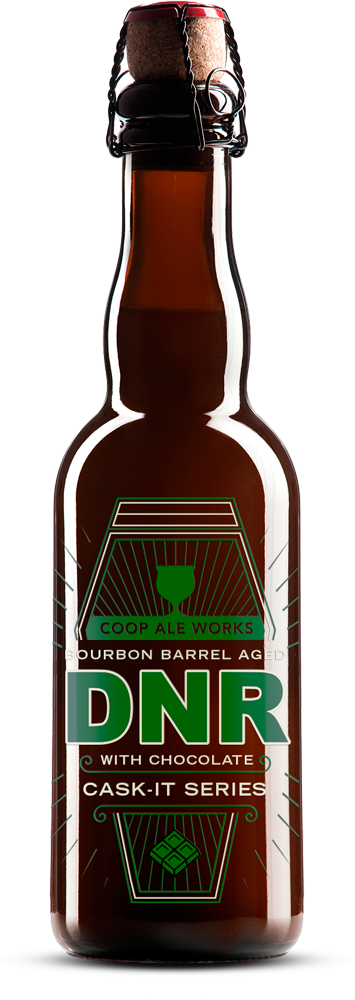 Bourbon Barrel with Chocolate