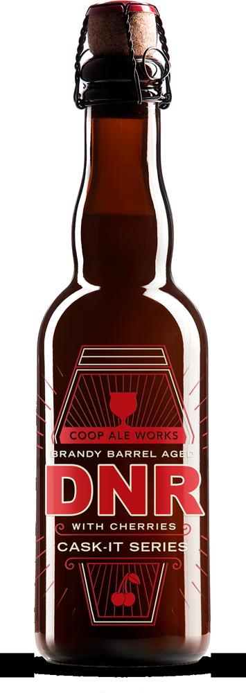 Brandy Barrel with Cherries