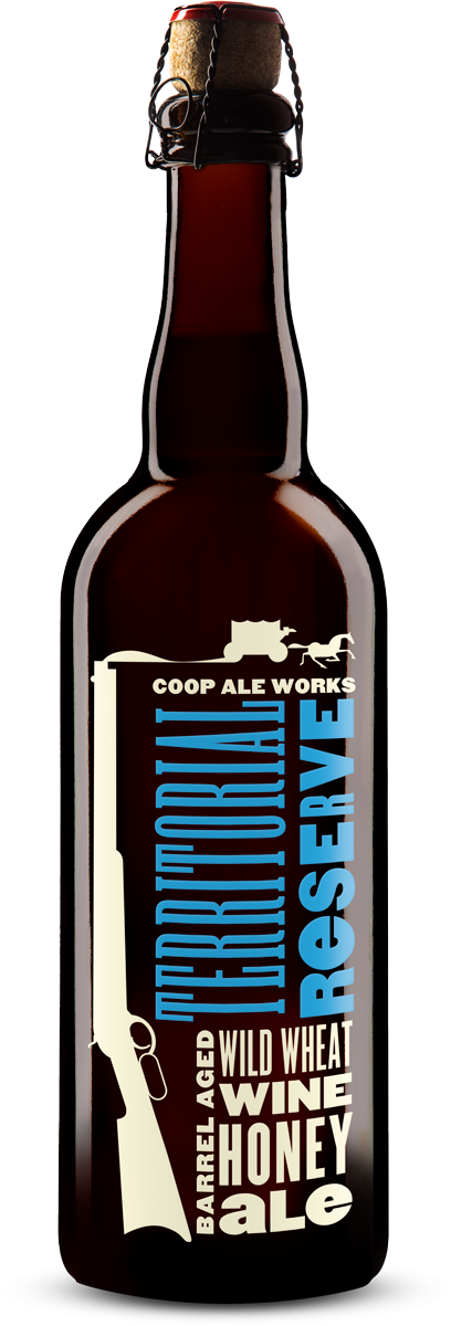 Barrel Aged Wild Wheat Wine Honey Ale