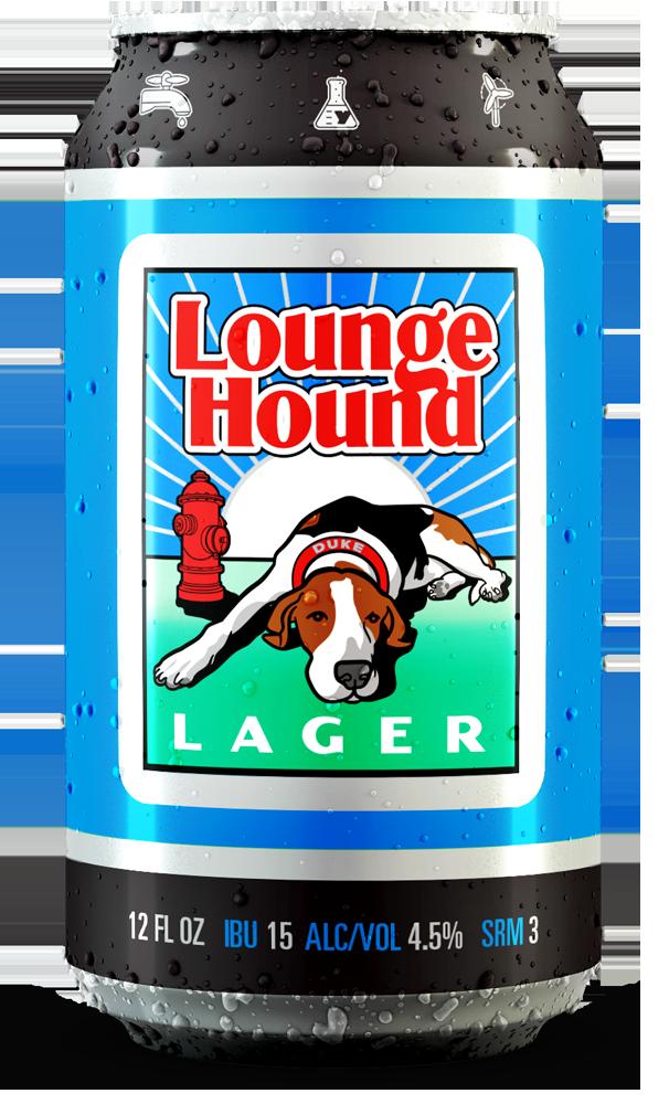 Lounge Hound Lager